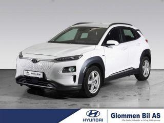 Hyundai Kona EV Teknikk og skinn  2019, 8000 km, kr 376900,-