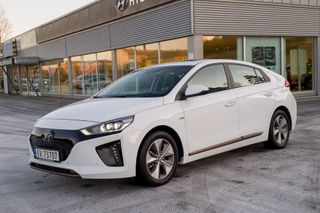Hyundai Ioniq Electric Teknikkpakke Skinn, Soltak, Norsk, Topputstyrt  2019, 5600 km, kr 265000,-