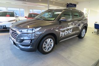 Hyundai Tucson CRDi 4WD DCT Panorama Hybrid  2020, 7000 km, kr 479000,-