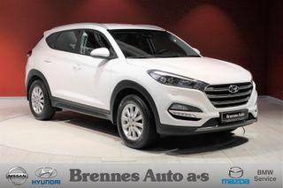 Hyundai Tucson 1.6  Plusspakke SUV/NAvi/Varme seter/Ryggekamera/Varme  2016, 62737 km, kr 229900,-