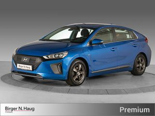 Hyundai Ioniq Teknikk - Nylig service - Tilstandsrapport -  2017, 30234 km, kr 219900,-