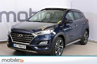 Hyundai Tucson 1,6 CRDi Teknikkpakke 4WD  aut Hybrid, Panorama  2020, 9000 km, kr 469000,-