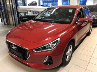 Hyundai i30 1.4  T-GDI PLUSSPAKKE  2018, 19400 km, kr 249372,-