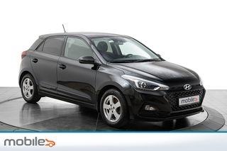Hyundai i20 1,0 T-GDI Teknikkpakke Ryggekamera, Navigasjon  2019, 15900 km, kr 189000,-