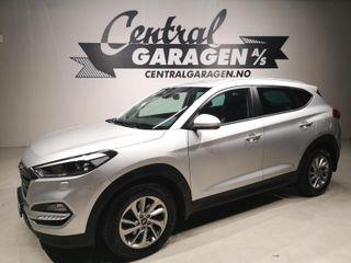 Hyundai Tucson 1.7  DIESEL/ AUTOMAT/ NAVI/ CRUISE/ LAV KM/ GARANTI++  2017, 56030 km, kr 249000,-