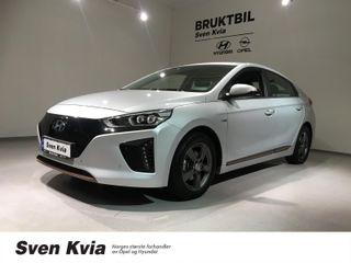 Hyundai Ioniq Teknikk m skinn, Norsk. Kun 9 800 km. Ny service.  2019, 9800 km, kr 259000,-