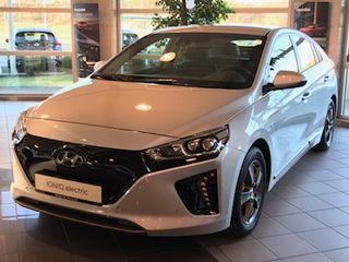 Hyundai Ioniq Elektrisk Teknikkpakke skinnseter Norsk  2019, 2500 km, kr 279900,-