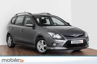 Hyundai i30 1,6 115 Hk Style Blue Drive Alle servicer, EU til 2022  2012, 133500 km, kr 69900,-