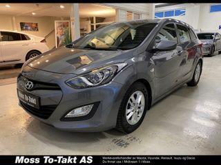 Hyundai i30 1,4 100hk Classic  2013, 114430 km, kr 89000,-