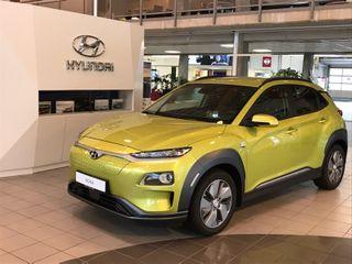 Hyundai Kona 64 Kwh Teknikkpakke Skinnseter Norsk  2019, 2500 km, kr 379000,-