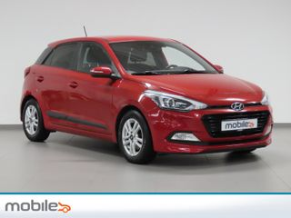Hyundai i20 1,0 T-GDI GO! DAB/bluetooth/ryggekamera  2018, 61600 km, kr 149900,-