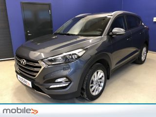 Hyundai Tucson 2,0 CRDi Teknikkpakke 4WD DAB+  2016, 123000 km, kr 259000,-
