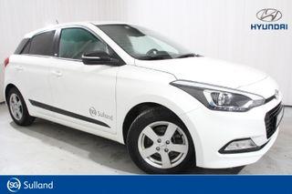 Hyundai i20 1,0 T-GDI GO!  2018, 20000 km, kr 169000,-
