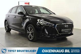 Hyundai i30 KAMPANJEPRIS! Adaptiv Cruice/Sikkerhetsbrems/Varme i ra  2018, 29736 km, kr 218800,-