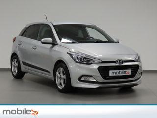 Hyundai i20 1,0 T-GDI GO! DAB/Bluetooth/navi  2018, 60500 km, kr 149900,-