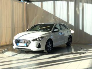 Hyundai i30 1,4 T-GDi Teknikkpakke aut Xenon.Dab+.Nav  2017, 31582 km, kr 239000,-