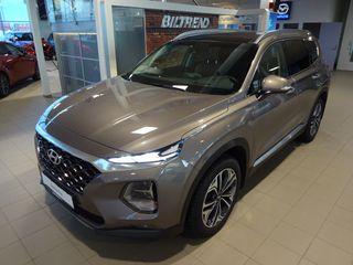 Hyundai Santa Fe 2,2 Crdi 200 Hk Aut 7s Panorama Hud Navi Skinn Kamera++  2019, 20000 km, kr 669000,-