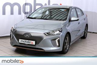 Hyundai Ioniq Teknikk Norsk, varmepumpe, service, kamera, elsete  2017, 62825 km, kr 189000,-