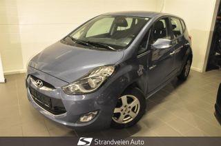 Hyundai ix20 1.4  CRDI COMFORT BLUE DRIVE  2011, 168800 km, kr 49000,-