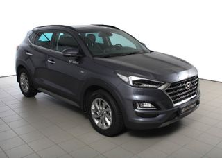 Hyundai Tucson 1,6 CRDi Teknikkpakke 4WD  aut DEMOKJØRT - HENGERFESTE  2019, 8500 km, kr 499900,-