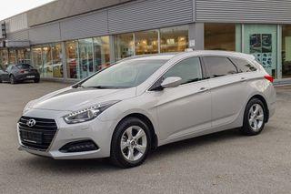 Hyundai i40 stv 1,7 CRDi 141hk Plusspakke Automat LAV KM!  2016, 17200 km, kr 259000,-