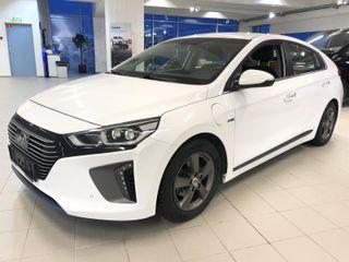 Hyundai Ioniq 1.6  Plug-In Hyb., Tekn.Skinn  2017, 79400 km, kr 215372,-