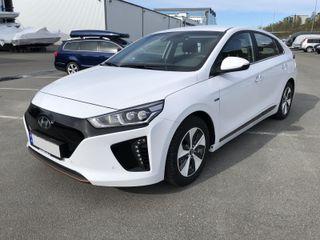 Hyundai Ioniq Teknikkpakke m/skinn  2019, 4000 km, kr 279000,-
