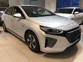 Hyundai Ioniq 1.6  Teknikkpakke m/skinn  2017, 69200 km, kr 199372,-