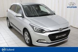 Hyundai i20 1,0 T-GDI Jubileum , NAVI, Oppvarmet ratt, kamera, DAB+  2018, 46099 km, kr 165000,-