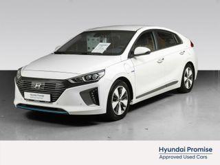 Hyundai IONIQ 1.6  PLUGIN HYBRID, TEKNIKKPAKKE MED SKINN  2019, 19000 km, kr 274900,-