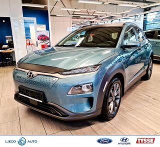 Hyundai Kona 64kW 204HK TEKNIKK SKINN NORSK BIL!  2019, 35300 km, kr 359900,-