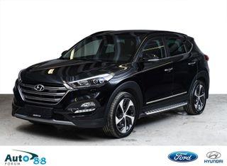 Hyundai Tucson 1.7  CRDI AUT Skinn - Kamera - Automat - Navi - Panoram  2017, 105300 km, kr 269000,-