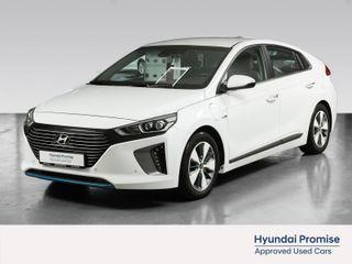 Hyundai IONIQ 1.6  PLUG - IN HYBRID, TEKNIKKPAKKE MED SKINN  2017, 72000 km, kr 208900,-