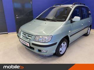 Hyundai Matrix 1,6 GLS  2004, 147500 km, kr 12000,-