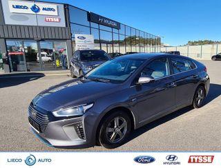 Hyundai IONIQ 1.6 HYBRID TEKNIKK SKINN LAV KM !  2017, 31400 km, kr 199900,-