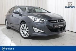 Hyundai i40 1,7 CRDi 115hk Jubileum | H.feste | Full servicehist. |  2012, 159854 km, kr 99000,-