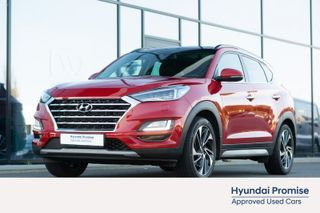 Hyundai Tucson 1,6 CRDi Teknikkpakke aut Panorama tak  2019, 33200 km, kr 379000,-