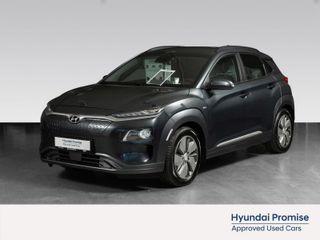 Hyundai Kona Teknikkpakke med skinn Kjøp denne og få med service ink  2019, 37000 km, kr 358900,-