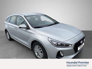 Hyundai i30 1.4  T*140HK*AUT*STV *LED*RYGGEKAMERA*NAVI+++  2018, 34447 km, kr 259000,-