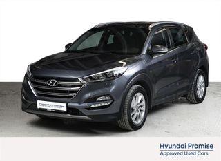 Hyundai Tucson 1.7  CRDI AUT DAB+ - Kamera - Hengerfeste - LedBar - Au  2016, 49500 km, kr 259000,-