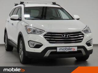 Hyundai Grand Santa Fe 2,2 CRDi 197hk 4WD Premium aut. EU godkjent til 31/3-21  2015, 119400 km, kr 249900,-