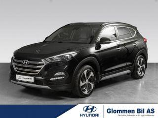 Hyundai Tucson 1.7 crdi 1 Eier, Panorama fullspekket, skinn, EL-bakluk  2017, 138000 km, kr 244900,-