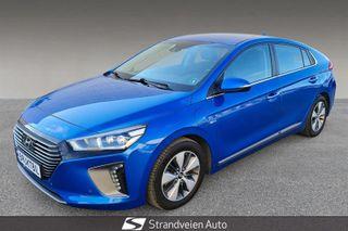 Hyundai IONIQ 1.6  IONIQ PHEV TEKNIKKPAKKE  2017, 44600 km, kr 219000,-