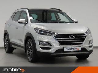 Hyundai Tucson 1,6 CRDi Teknikkpakke 4WD  aut  2018, 65000 km, kr 389900,-