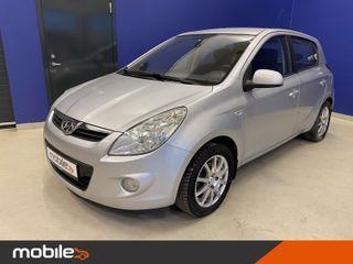 Hyundai i20 1,2 Comfort  2010, 68500 km, kr 39000,-