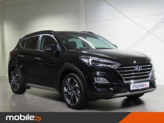Hyundai Tucson 1,6 CRDi Teknikkpakke 4WD aut  2019, 66260 km, kr 409000,-