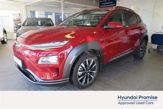 Hyundai Kona Premium Skinn BlueLink Første service inkl.  2020, 1500 km, kr 400000,-