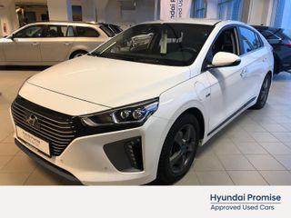 Hyundai IONIQ 1.6 PlugIn Hybr. Teknikkpakke m/skinn  2019, 19000 km, kr 259372,-