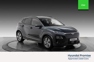Hyundai Kona Premium App styring, Norsk bil, skinn, DiTEC  2020, 50 km, kr 399000,-