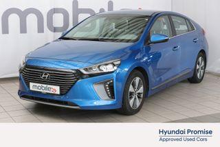 Hyundai IONIQ Teknikk Ladbar, Skinn, GPS, Adapt.cruise, Ryggekamera  2017, 42808 km, kr 219000,-